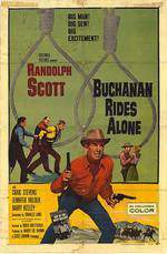Movie Buchanan Rides Alone