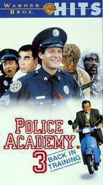 Movie Police Academy 3: Back in Training