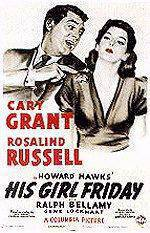 Movie His Girl Friday