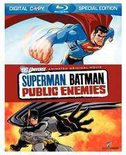 Movie Superman/Batman: Public Enemies