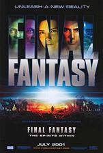 Movie Final Fantasy: The Spirits Within