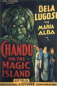 Chandu on the Magic Island