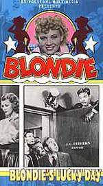 Movie Blondie's Lucky Day