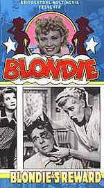 Movie Blondie's Reward