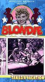 Movie Blondie Takes a Vacation