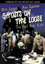 Movie Ghosts on the Loose