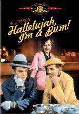 Movie Hallelujah I'm a Bum