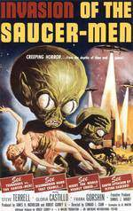 Movie Invasion of the Saucer Men