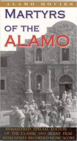 Movie Martyrs of the Alamo