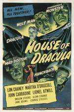 Movie House of Dracula