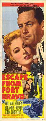 Movie Escape from Fort Bravo