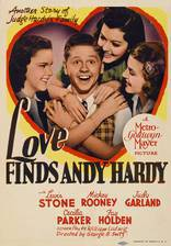 Movie Love Finds Andy Hardy
