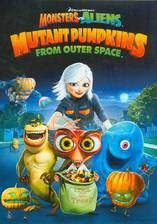 Movie Monsters vs Aliens: Mutant Pumpkins from Outer Space