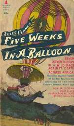Movie Five Weeks in a Balloon