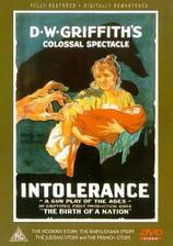 Movie Intolerance: Loves Struggle Throughout the Ages