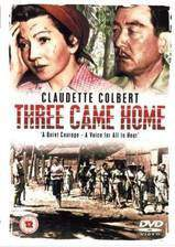 Movie Three Came Home