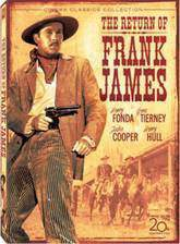 Movie The Return of Frank James