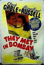 Movie They Met in Bombay