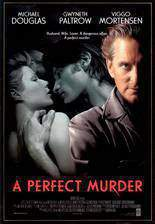 Movie A Perfect Murder
