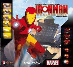 Movie Iron Man: Armored Adventures