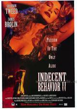 Movie Indecent Behavior II