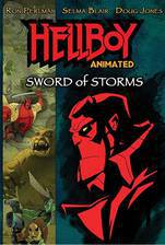 Movie Hellboy Animated: Sword of Storms