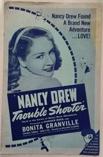 Movie Nancy Drew... Trouble Shooter