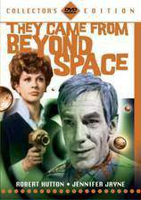 Movie They Came from Beyond Space