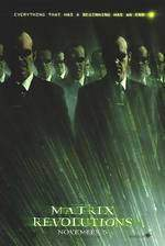 Movie The Matrix Revolutions