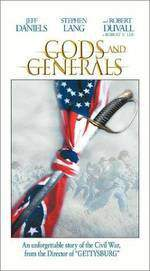 Movie Gods and Generals