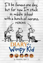 Movie Diary of a Wimpy Kid
