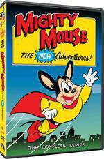 Movie Mighty Mouse, the New Adventures
