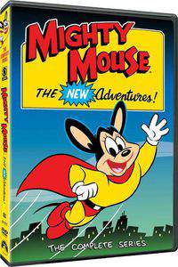 Mighty Mouse, the New Adventures