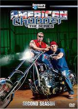 Movie American Chopper: The Series