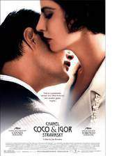 Movie Chanel Coco & Igor Stravinsky