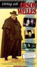 Movie Working with Orson Welles