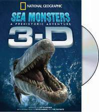 Movie Sea Monsters: A Prehistoric Adventure 3-D