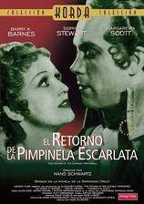 Movie Return of the Scarlet Pimpernel