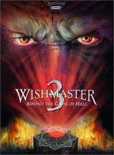 Movie Wishmaster 3: Beyond the Gates of Hell