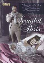 Movie A Scandal in Paris