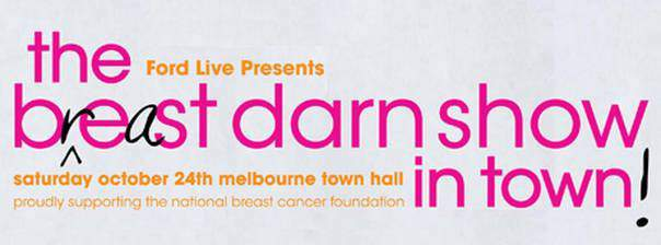 Movie The Breast Darn Show in Town