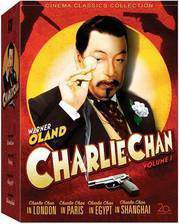 Movie Charlie Chan in Shanghai