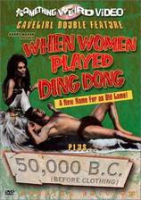 Movie 50,000 B.C. (Before Clothing)