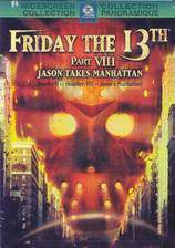 Movie Friday the 13th Part VIII: Jason Takes Manhattan