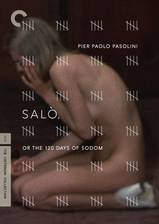 Movie Salo, or the 120 Days of Sodom