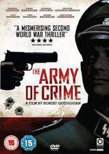 Movie The Army of Crime