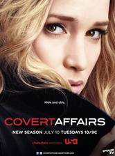Movie Covert Affairs