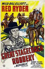 Movie Great Stagecoach Robbery