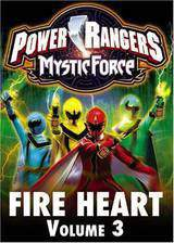 Movie Power Rangers Mystic Force
