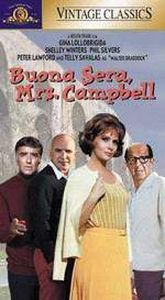 Movie Buona Sera, Mrs. Campbell